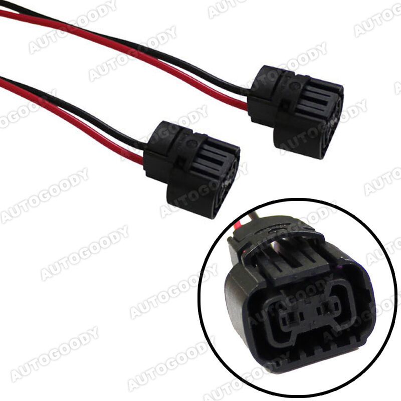 5202 h16 2504 ps24w female connector wiring pigtail