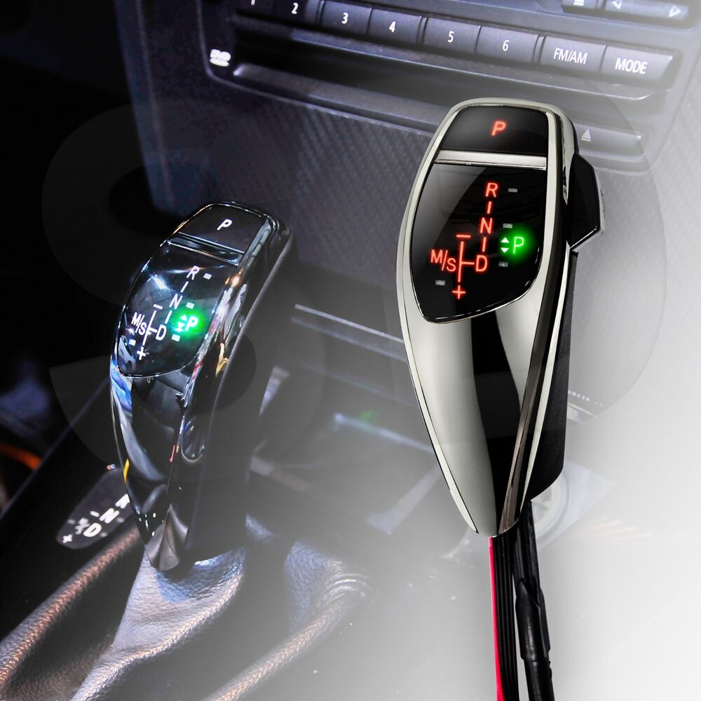 For Bmw X1 X3 E90 E85 E60 E46 Led Shift Gear Knob Position