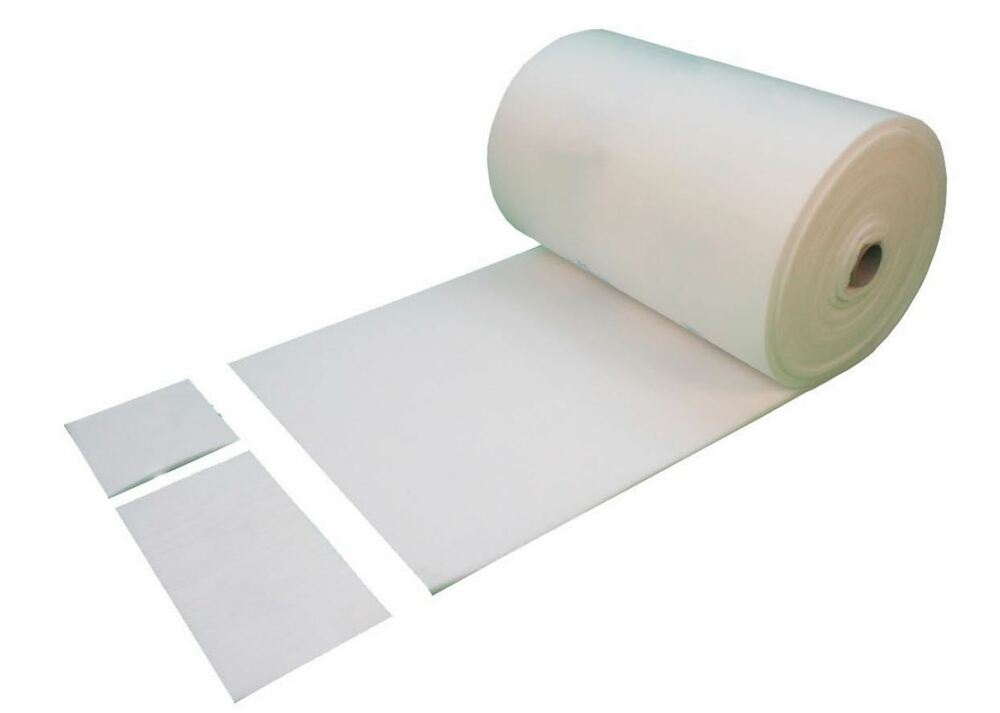 Ac Air Filter Sizes : Air conditioner filter material size mm white