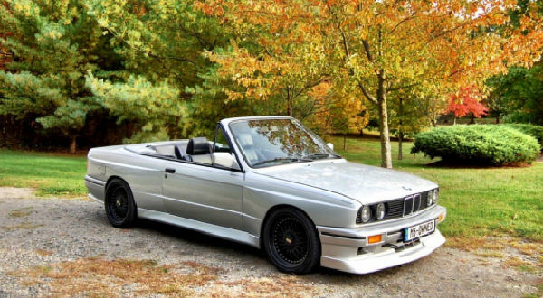 Bmw E30 3 Series 1987 1993 Soft Top Convertible Car Hood