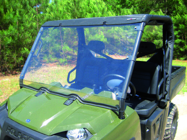 Polaris Ranger Full And Half Windshield 2009 Xp Le Eps