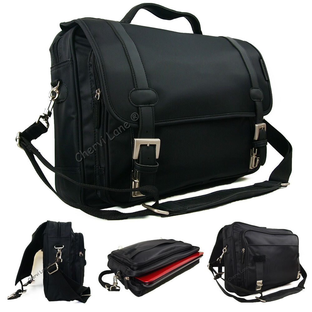 High Quality 15u0026quot; Laptop Business Executive Briefcase College Work Bag Carry Case | EBay
