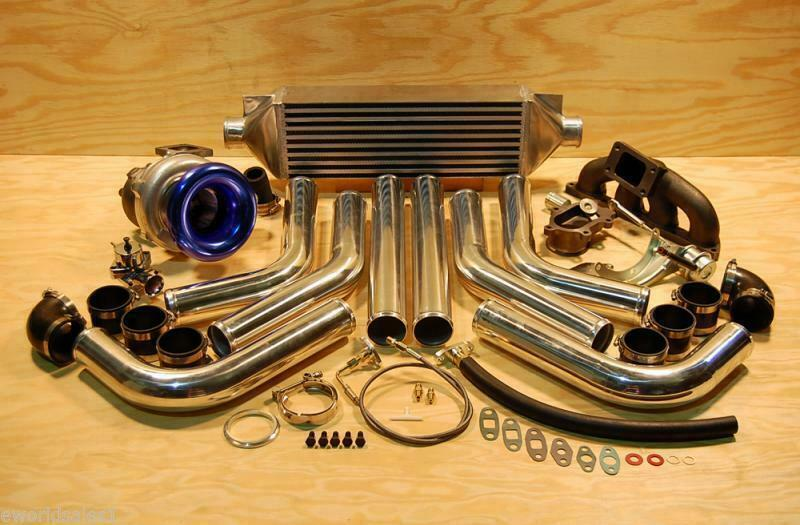 485hp honda b b16 b18 b20 civic turbo kit type r new. Black Bedroom Furniture Sets. Home Design Ideas