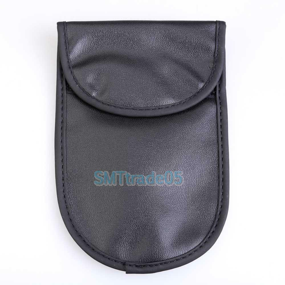 ... Anti-Radiation Shield Case Bag Pouch for Cell Phone GPS Black : eBay