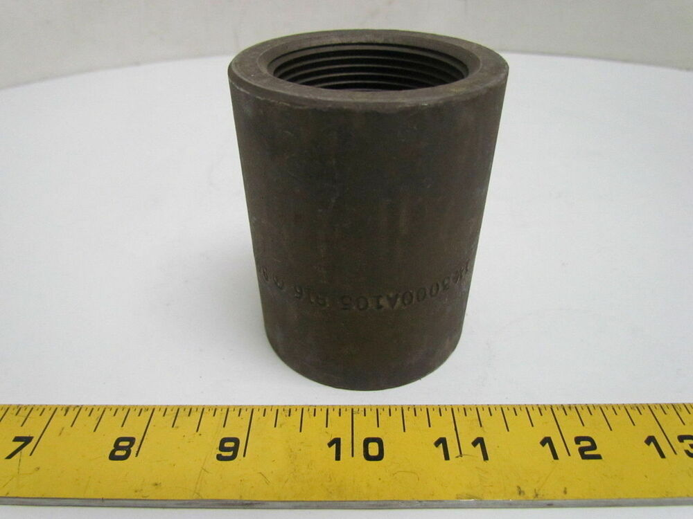 Coupling quot npt forged steel class schedule