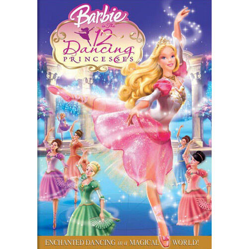 Barbie in the 12 dancing princesses dvd new sealed 25193069825 ebay - Barbie and the 12 princesses ...