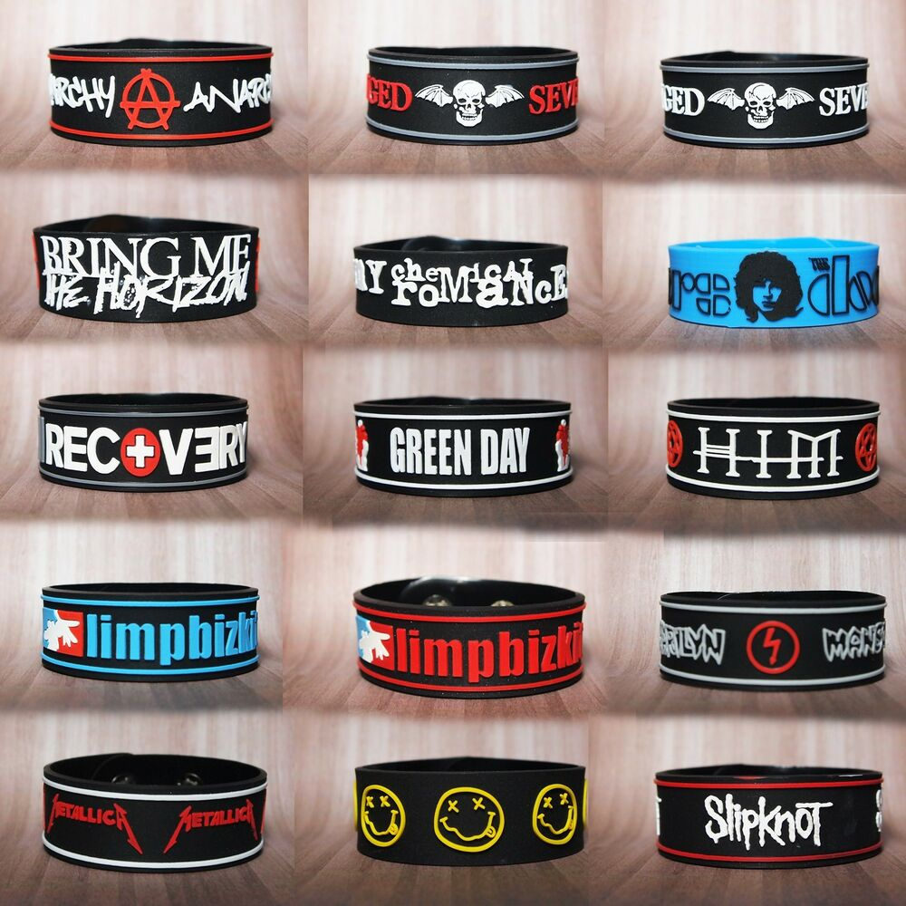 Image result for band wristbands