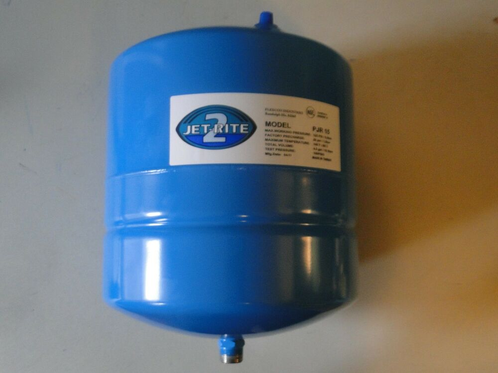 Inline Expansion Tank : Flexcon wellrite constant pressure tank gallon pjr