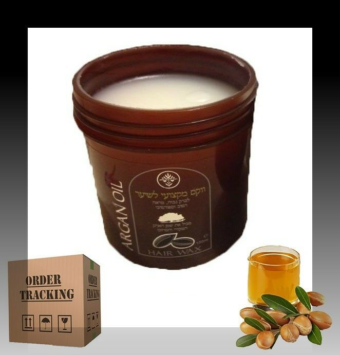 WetLook Hair Wax With Original Moroccan Argan Oil For Men