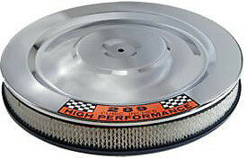 Ford Windsor Chrome Air Cleaner Mustang 1964 1965 1966 65