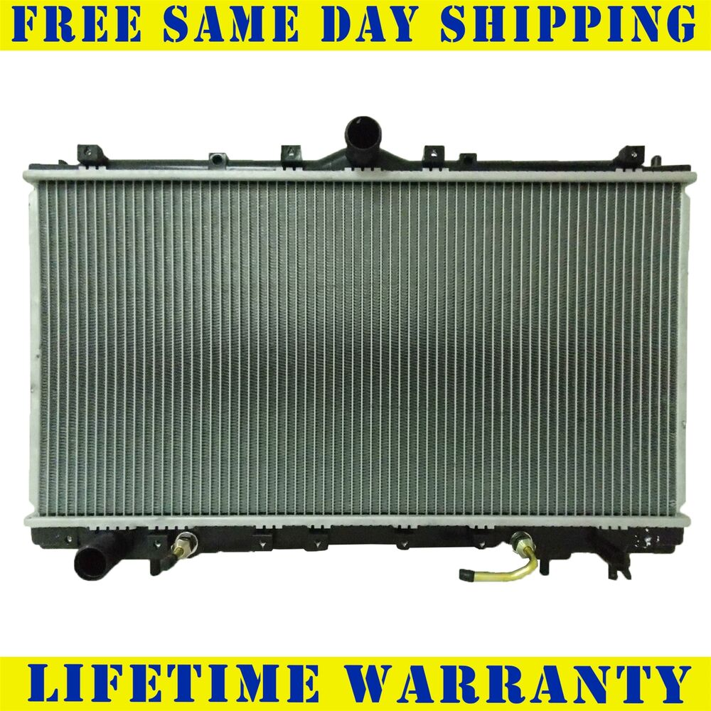 1892 new radiator for dodge chrysler fits sebring avenger 2 5 i4 4cyl. Cars Review. Best American Auto & Cars Review