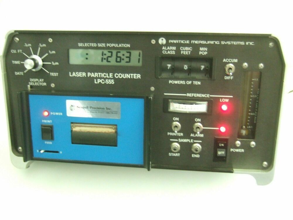 met one laser particle counter manual