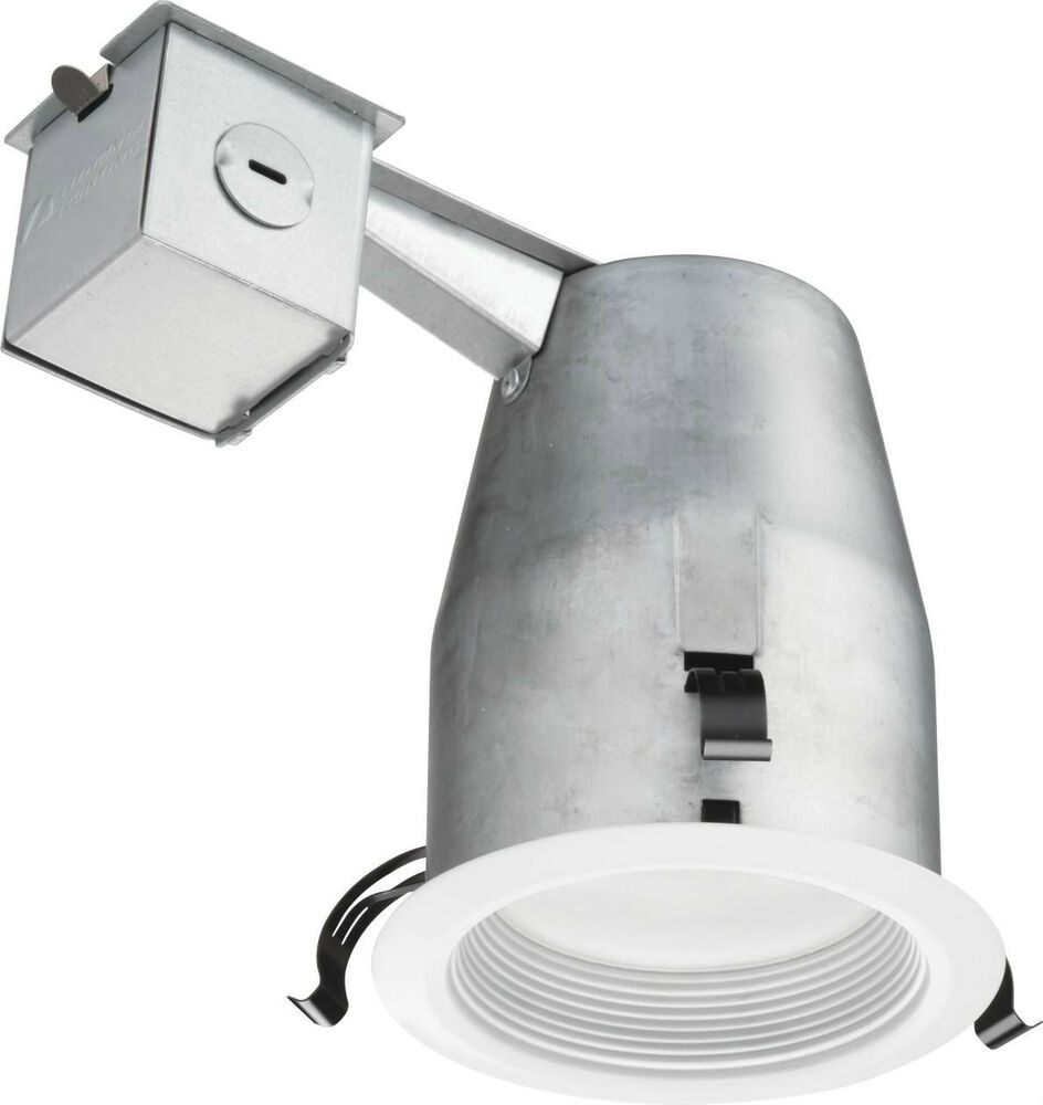 Quantus Recessed Lighting Kit : Lithonia lighting  quot white baffle recessed kit