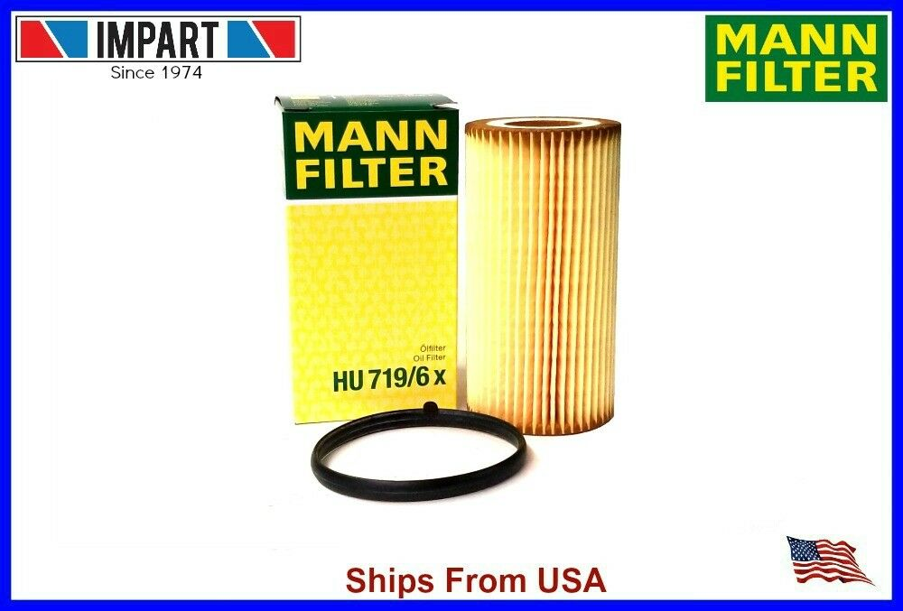 Audi Vw Oil Filter 06d 115 562 Mann Hu719  6x