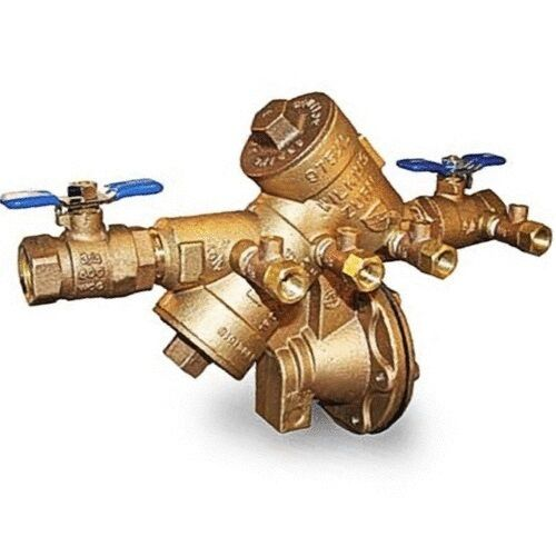 Back Flow Pipe : Wilkins quot xl reduced pressure principle backflow