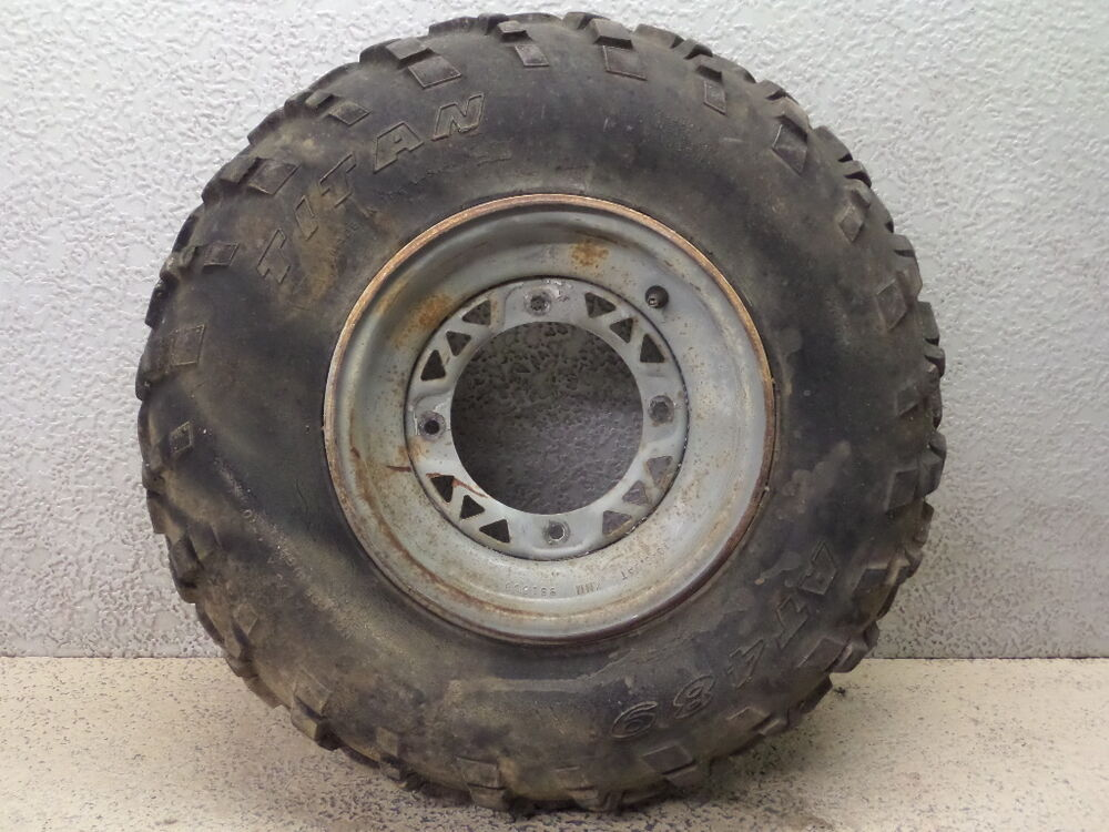 Wheels And Tires For Arctic Cat Atv
