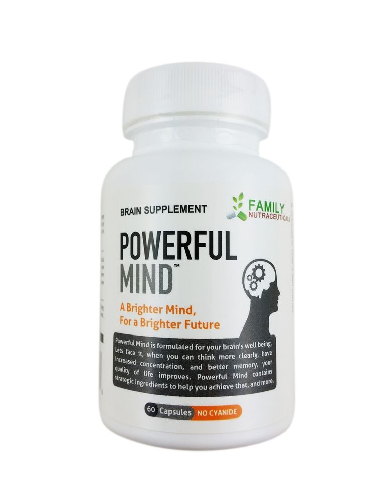 Brain force dietary supplement image 6