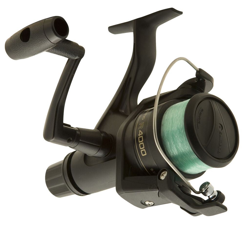 Shimano ix 4000 r spinning fishing reel with mono line for Best fishing line for spinning reels