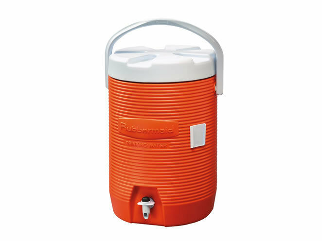 15 Gallon Cooler : Rubbermaid fg insulated beverage container cooler