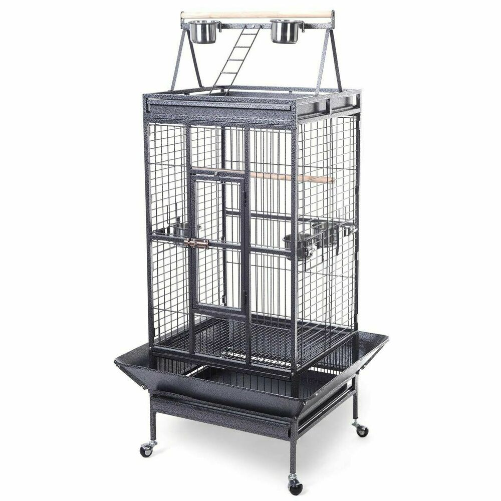 large bird cages 2016 style bird cage large play top parrot finch cage 11621