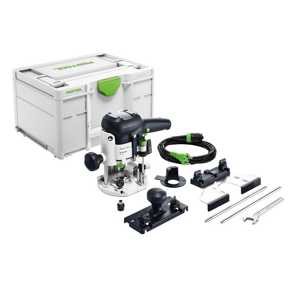 festool oberfr se fr se of 1010 ebq plus 574335 spannzange 8 mm systainer ebay. Black Bedroom Furniture Sets. Home Design Ideas