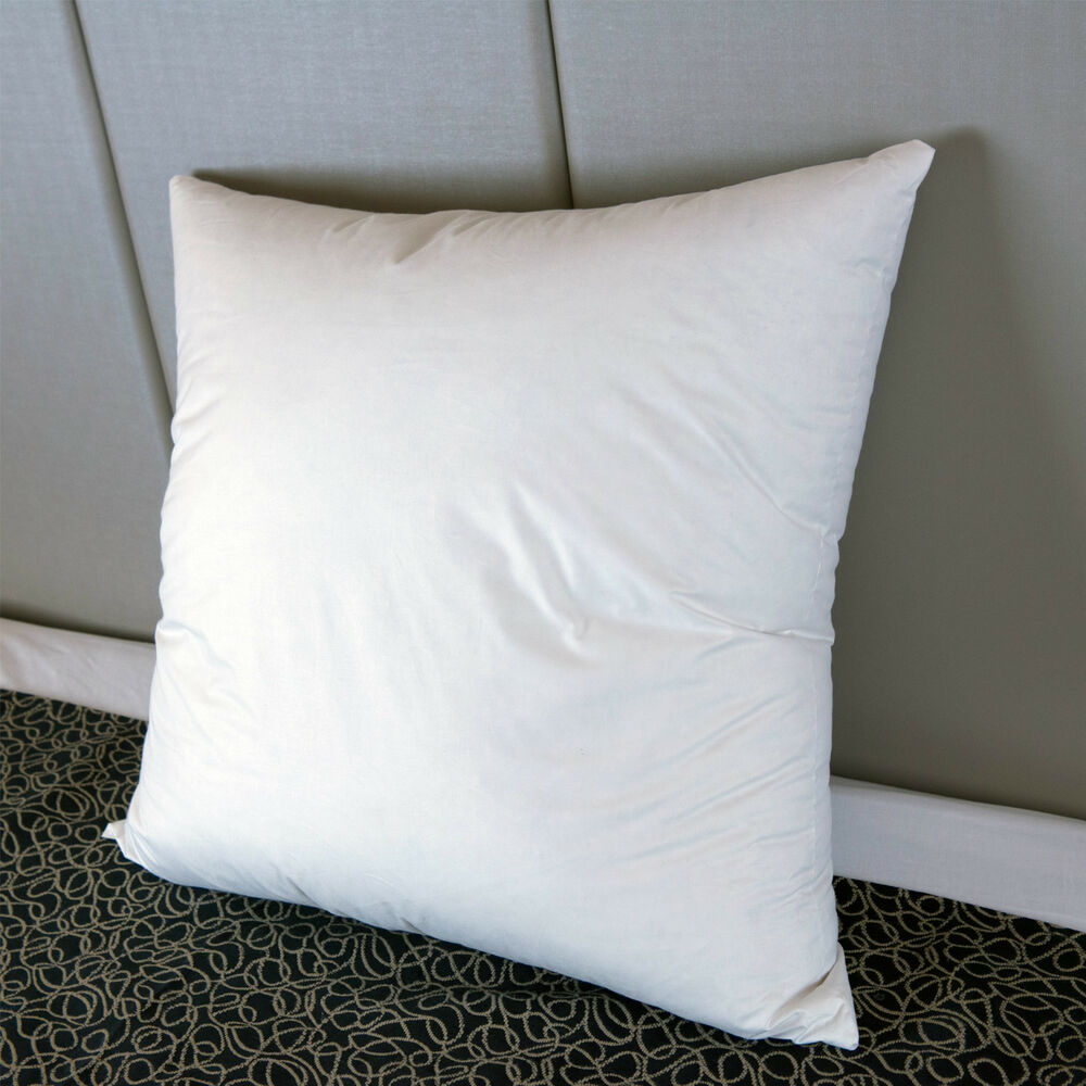 Dyne Continental 100 German Duck Feather Pillow Soft