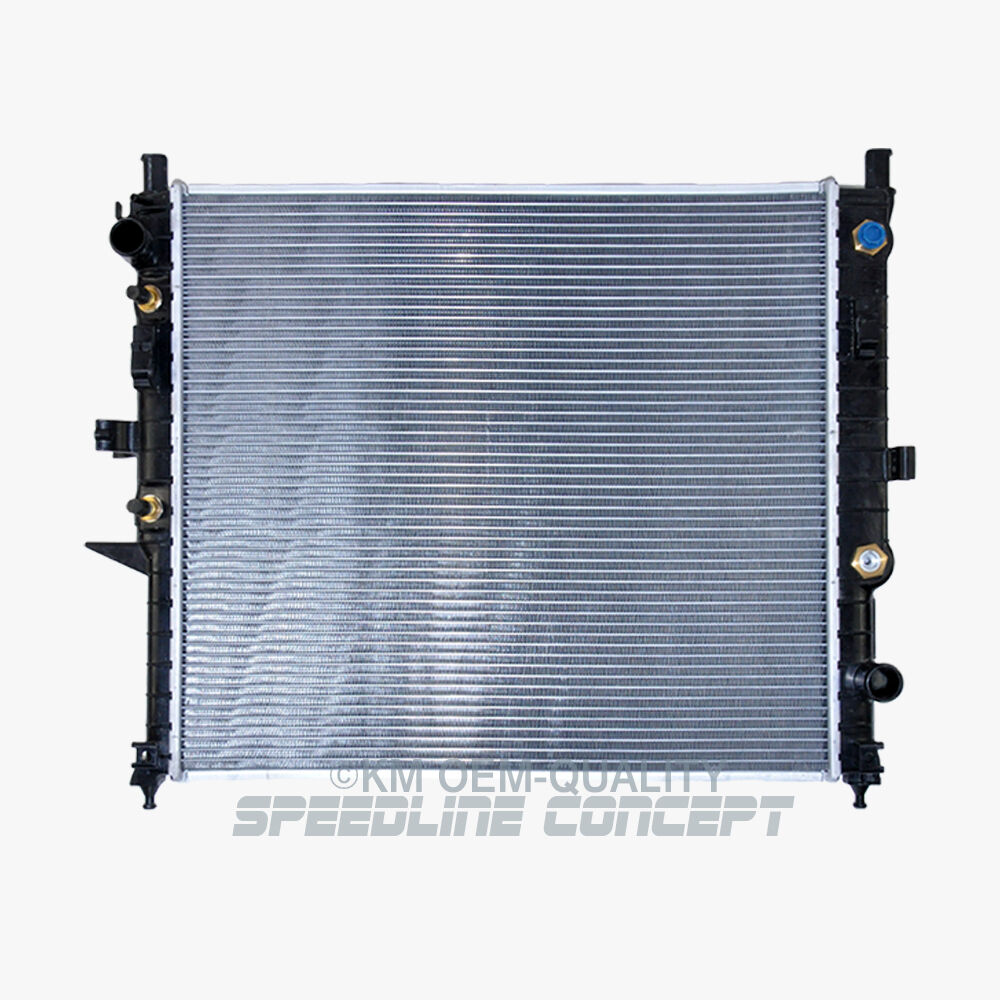 Mercedes benz radiator premium quality km 1630003 for Mercedes benz coolant