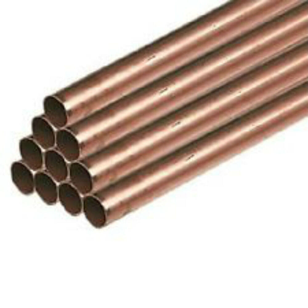 Various 15mm copper tube pipe 10cm 3 metres plumbing water for Copper pipe for water