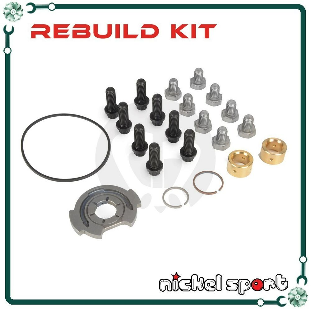 Garrett Turbocharger Rebuild Kits: Turbo Rebuild Kit For GARRETT GT40 GT4082 360 Degree Kit