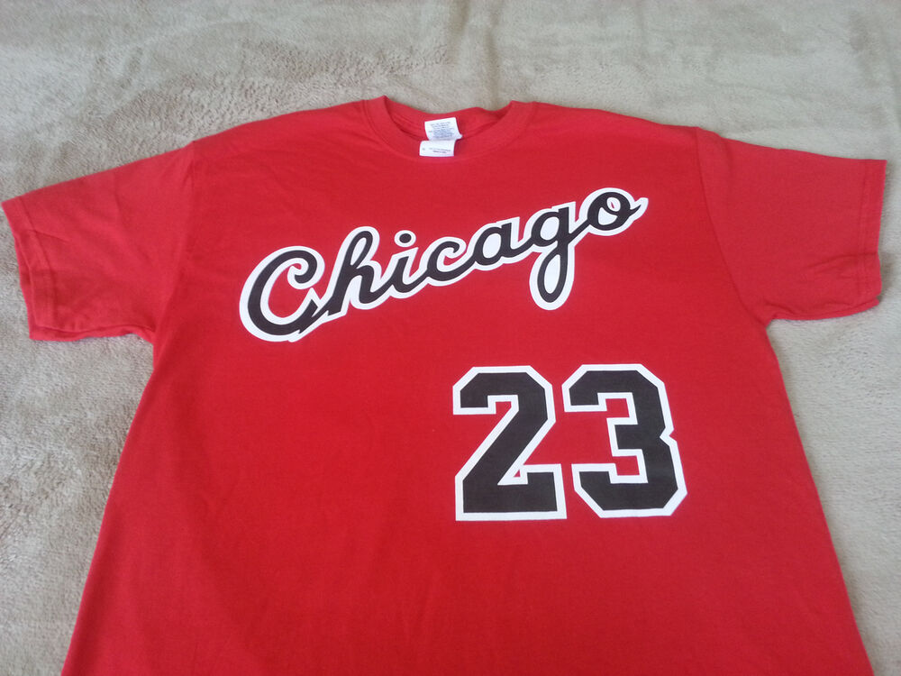 chicago bulls michael jordan rookie year vtg style jersey t shirt sweatshirt ebay. Black Bedroom Furniture Sets. Home Design Ideas
