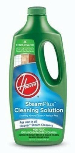 Hoover Steam Plus Cleaning Solution Concentrate Formula Ebay