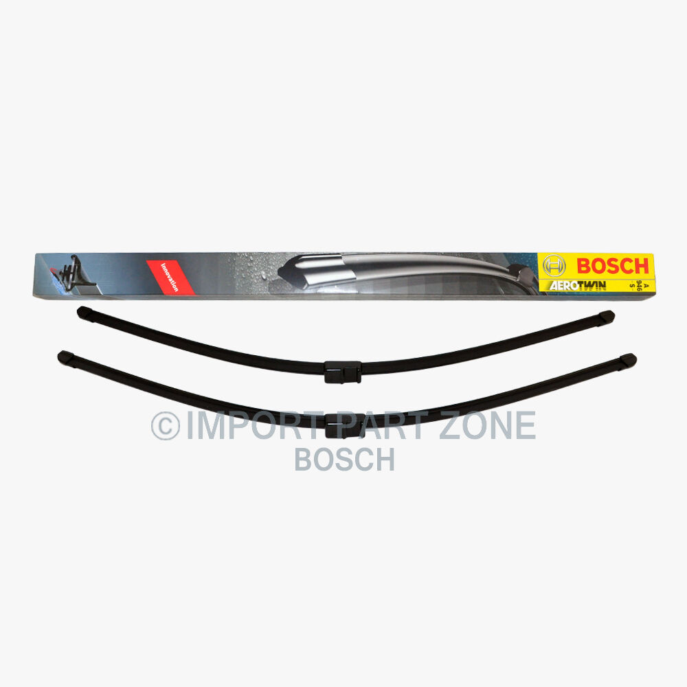 Mercedes benz windshield wiper blades blade set bosch oem for Mercedes benz windshield wiper blades