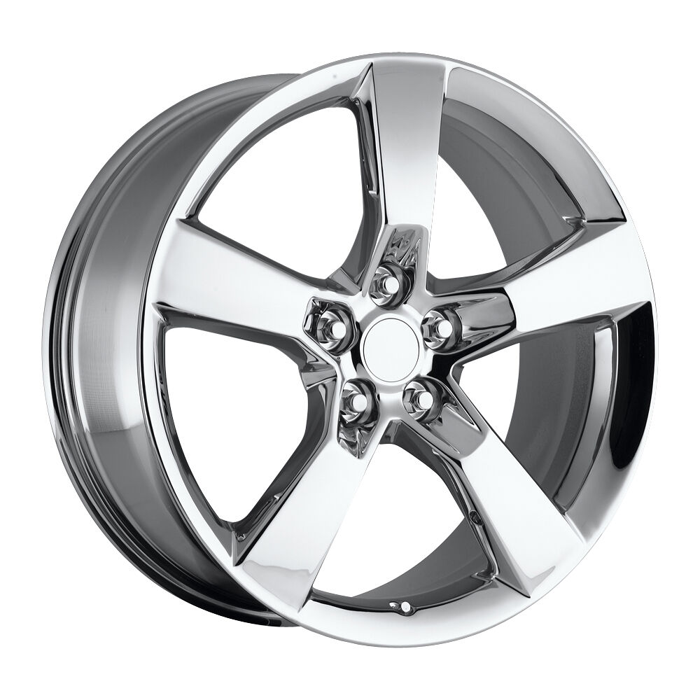 4 20 Quot 20x9 Ss Style Chrome Fits All 2010 Current