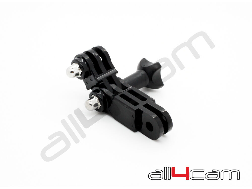 Camera Pivot Arm Mount Straight Extension Link Fits Gopro