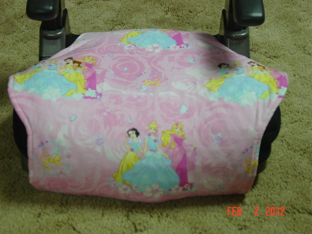 princess disney toddler booster seat cover booster seat not included 44681229329 ebay. Black Bedroom Furniture Sets. Home Design Ideas