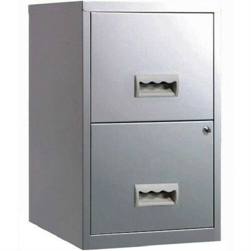 steel drawer cabinet 2 drawer a4 metal steel lockable filing draw cabinet 26765