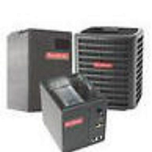 Goodman 3 Ton 13 Seer 80  80k Btu Gas Furnace System With