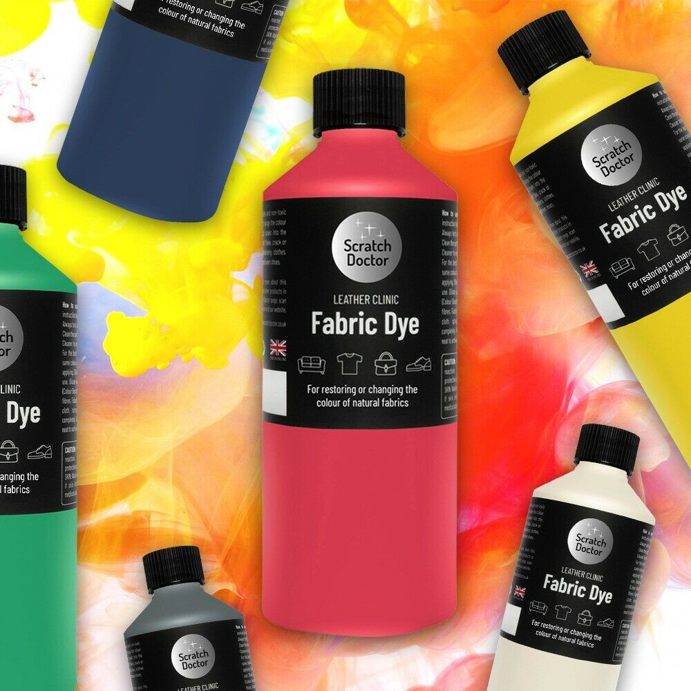 liquid fabric dye for sofa clothes denim shoes more repairs re colours ebay. Black Bedroom Furniture Sets. Home Design Ideas