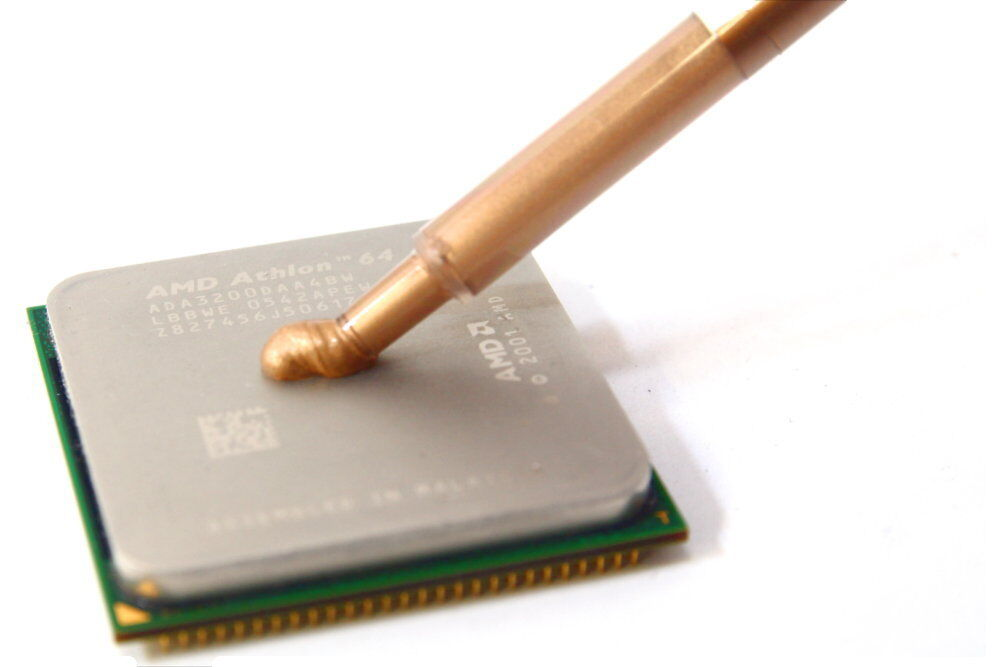 Gold Cpu Prozessor W 228 Rmeleit Paste Gt 3 8wmk Thermal Grease