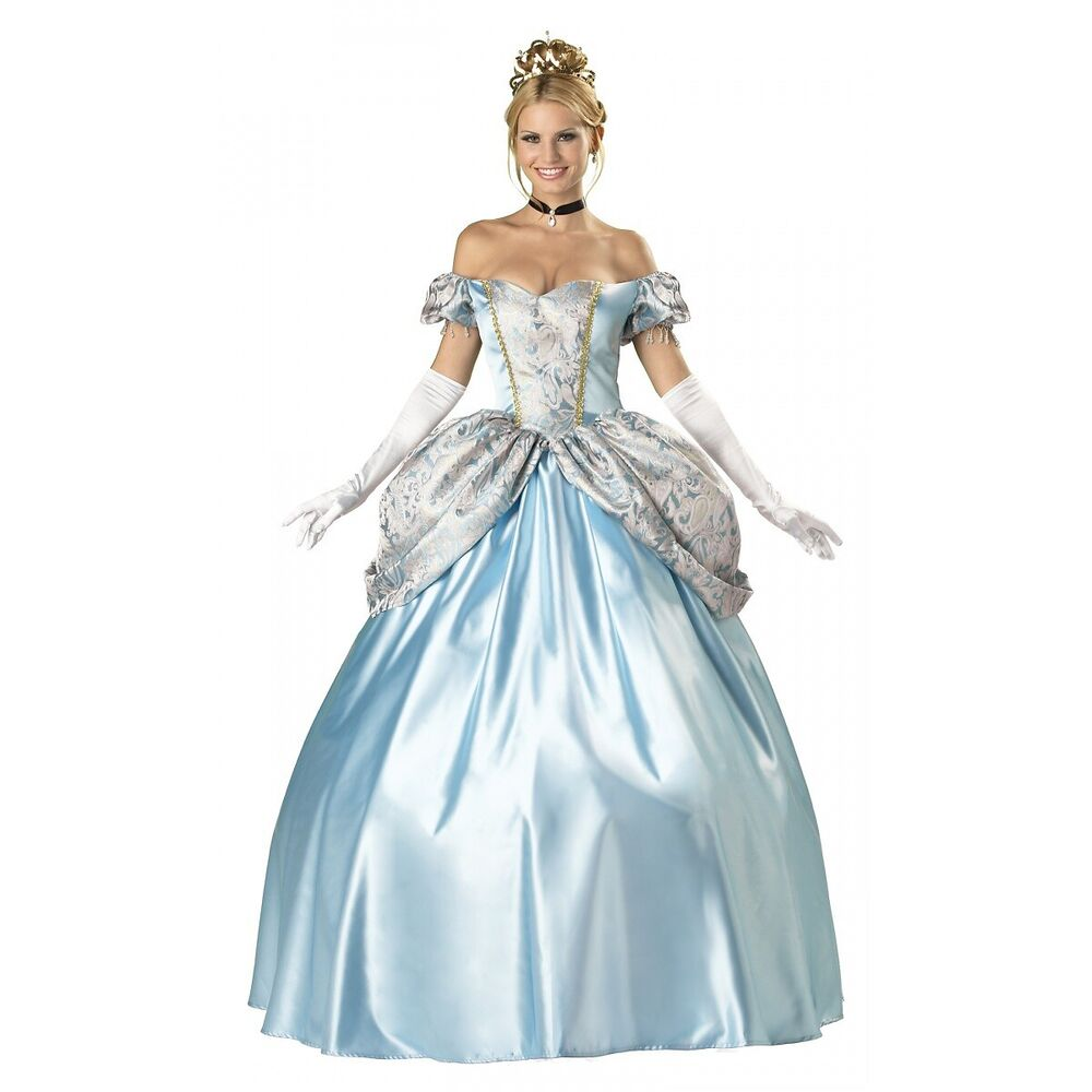 short adult cinderella costume
