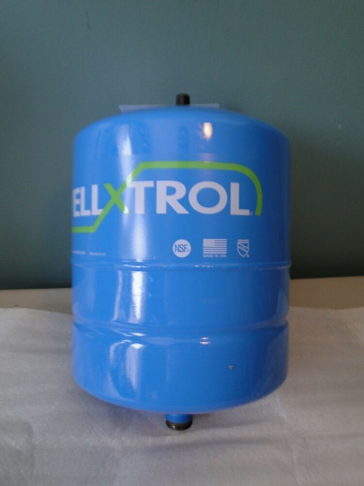 wx 101 amtrol 2 gal well x trol inline water well system pressure tank ebay. Black Bedroom Furniture Sets. Home Design Ideas