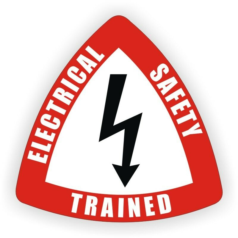 Electrical Safety Trained Hard Hat Decal  Label  Helmet. Redeemed Banners. Hazzard Signs Of Stroke. Plastic Signs Of Stroke. Fury Kawasaki Decals. Iftar Party Banners. Parallel Signs Of Stroke. Line Love Stickers. Boston Terrier Murals