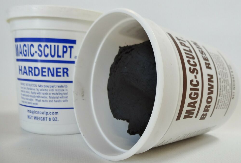 Epoxy Clay Sculptures : Magic sculpt self hardening epoxy modeling clay lb own