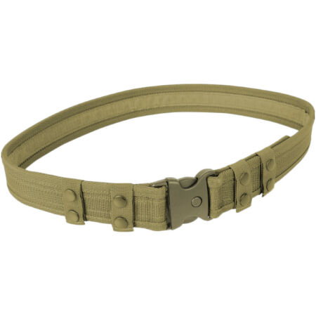 img-ARMY TACTICAL VIPER SECURITY BELT SAFE BUCKLE AIRSOFT COMBAT POLICE SAND KHAKI