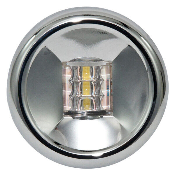 12 Volt Marine Lights: Stern Light / Transom Light LED Waterproof 12 Volt 2n Mile
