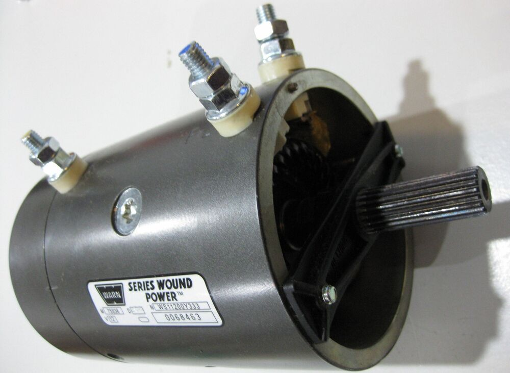 Warn 77892 39972 36466 Winch Replacement Electric Motor
