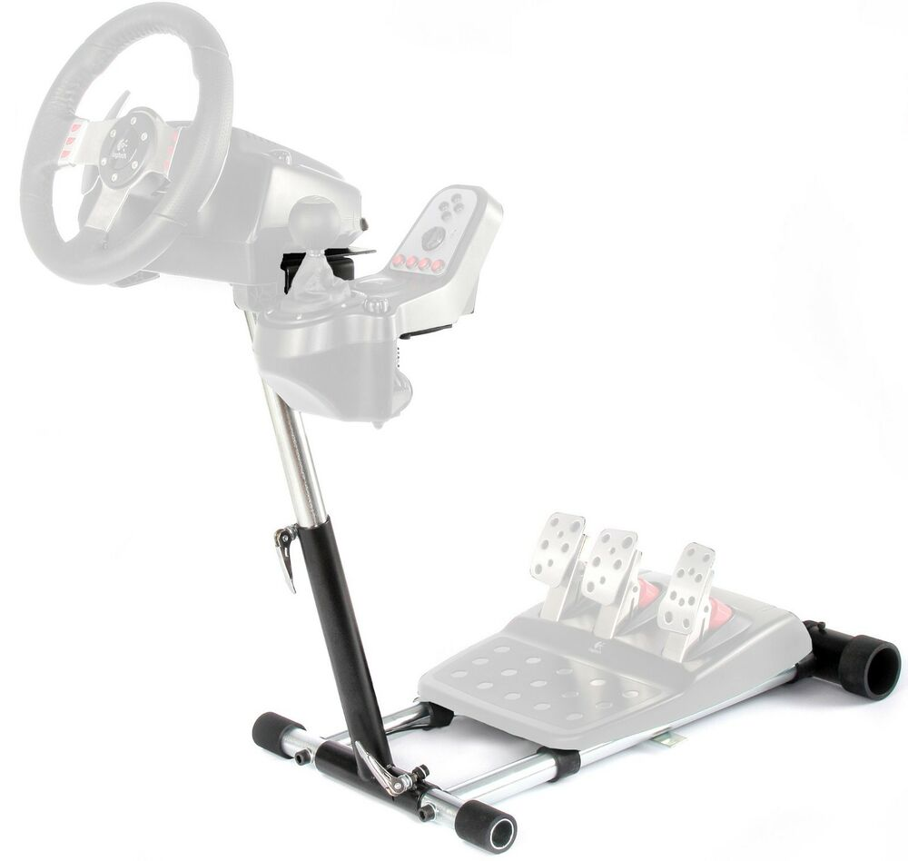 wheel stand pro g racing steering wheel stand fits. Black Bedroom Furniture Sets. Home Design Ideas