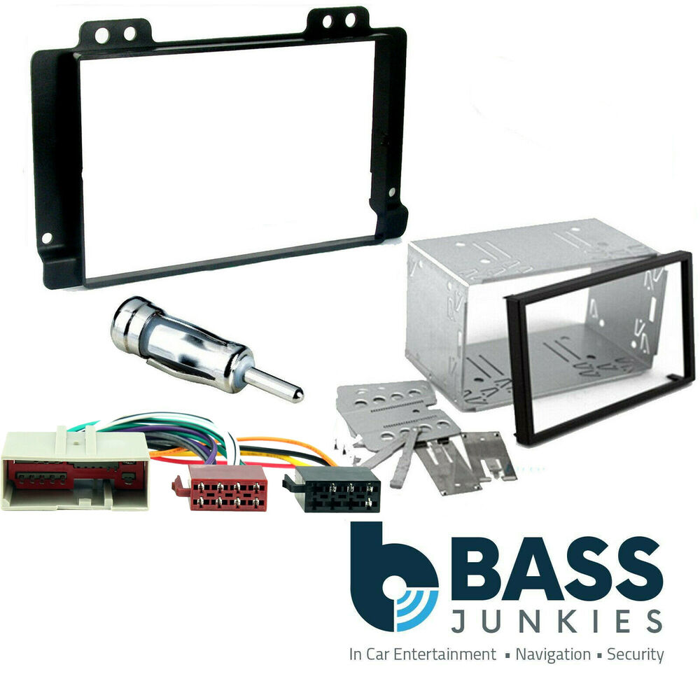 Ct23lr01a Landrover Freelander Td4 2004 2006 Car Stereo D Din Fascia Full Bose Cd Fitting Kit Wiring Harness Ebay