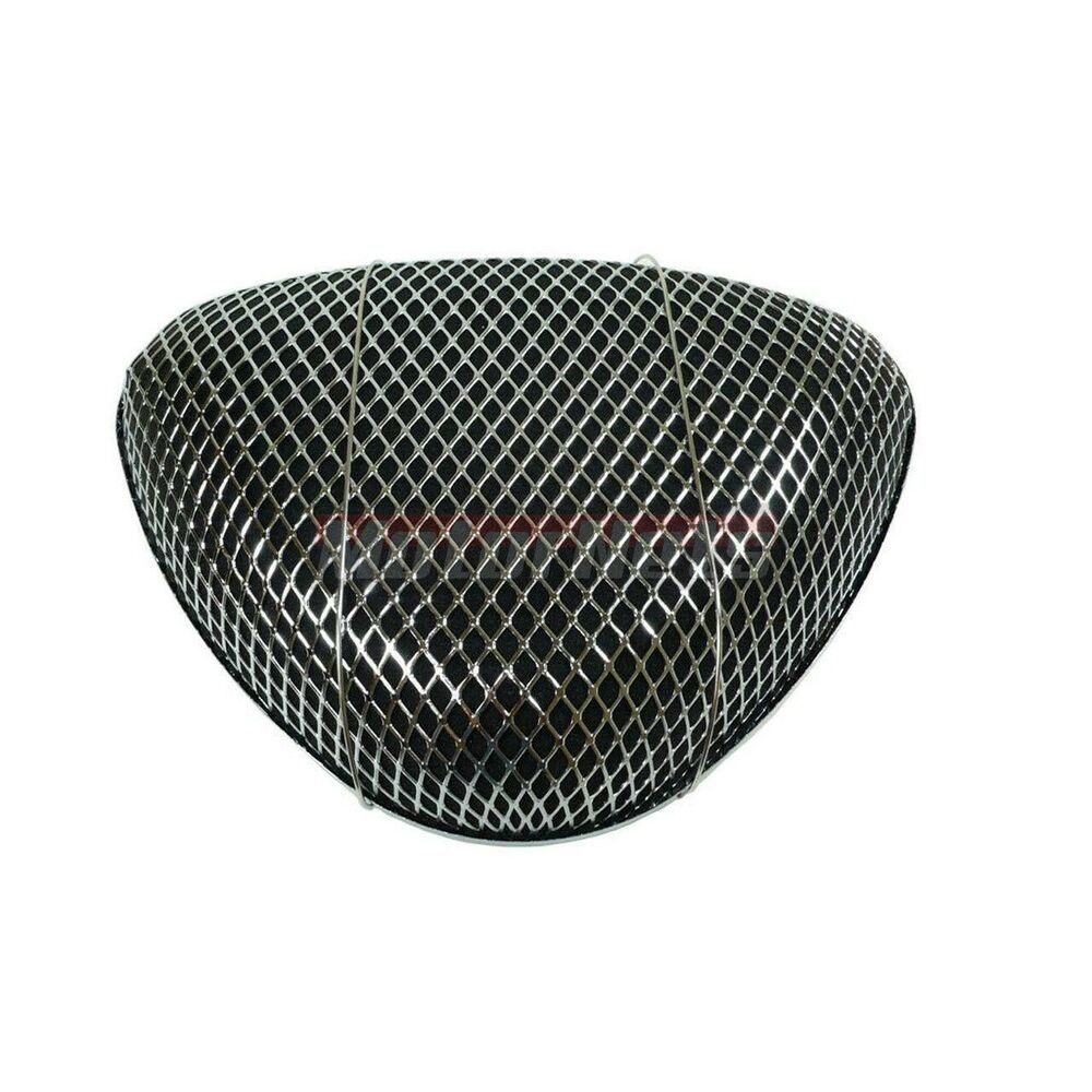 Low Profile Air Cleaner Assembly : Super free flow low profile air cleaner fit holley
