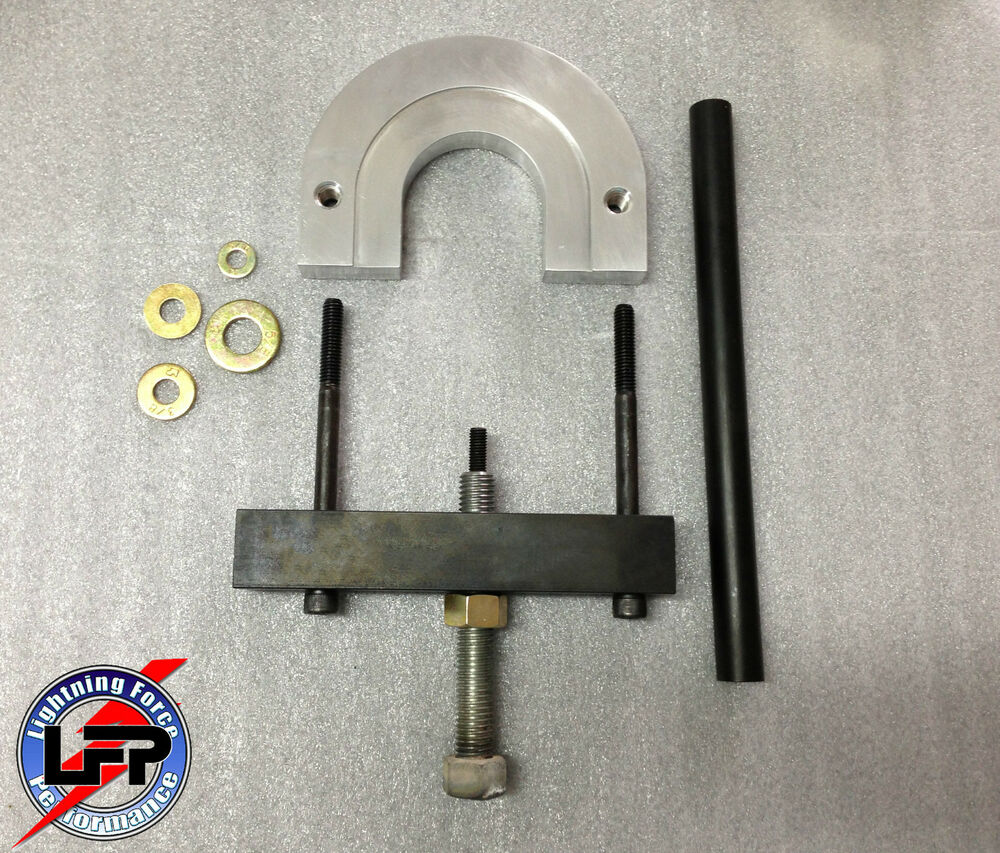 Ford Supercharger Pulley Removal Tool